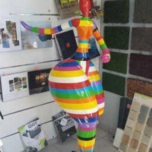 statue femme design